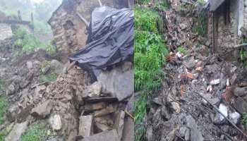 उत्तराखंड में भारी बारिश, चमोली में बादल फटा