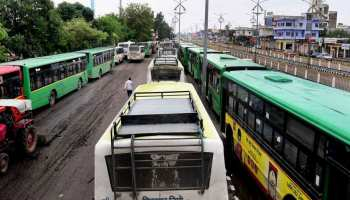 राजस्थान: प्रदेश में रोडवेज बसों की हड़ताल, मुश्किल में यात्री
