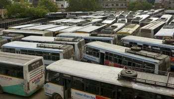 मांगे नहीं मानी गई तो जारी रहेगी प्रदेश में बसों की हड़ताल: जेसीटीएसएल