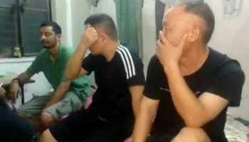 मेरठ: शराब पीकर सड़क पर चीनी नागरिकों ने मचाया तांडव, कार को मारी टक्कर, आठ घायल