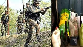 नवादा: नक्सलियों और सुरक्षा बलों में मुठभेड़, कई अहम दस्तावेज हुए बरामद