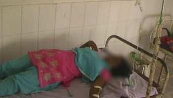 घाटशिला: एक साथ बीमार पड़ीं स्कूल की दर्जनों बच्चियां, अस्पताल में भर्ती
