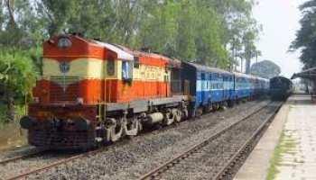 20 से 29 सितंबर तक जमालपुर स्टेशन से होकर नहीं चलेगी ट्रेन, यात्रियों को हो सकती है परेशानी