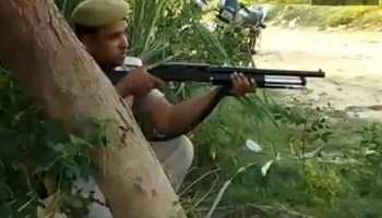 अलीगढ़ : 2 बदमाशों के एनकाउंटर पर उठे सवाल, परिजनों ने मांगा इंसाफ