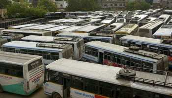 राजस्थान: यात्रियों से मनमानी कीमतें वसूल रहीं निजी बसें, लगातार पांचवे दिन जारी रोडवेज की हड़ताल