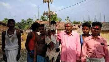 गंगा-जमुनी तहजीब : यहां मुहर्रम पर हिंदू परिवार भी बनाता है ताजिया, कराता है मिलान