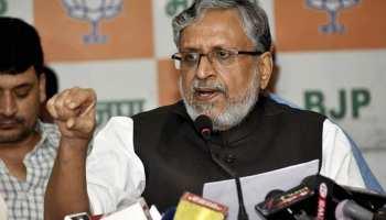 सुशील मोदी के ट्वीट पर गरमाई बिहार की राजनीति, NDA-महागठबंधन आमने-सामने