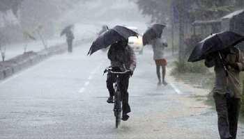 राजस्थान के 12 जिलों में भारी बारिश की चेतावनी
