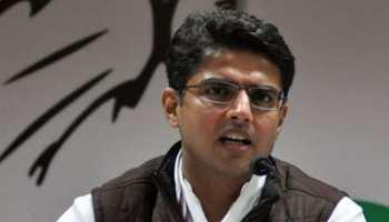 BJP में अंदरूनी कलह, अमित शाह और वसुंधरा राजे चला रहे हैं अलग-अलग गुट: सचिन पायलट