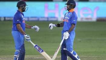 Asia Cup: शुरू होने वाला है भारत-अफगानिस्तान मैच, क्या धवन को मिलेगा रेस्ट, जानिए कब-कहां देखें मैच
