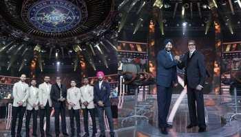 PHOTOS: 'कौन बनेगा करोड़पति' में होने वाला है एक और धमाका, जब शो पर होगी भारतीय हॉकी टीम