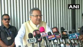 सेक्स CD स्कैंडल पर बोले CM रमन सिंह, मंत्री के राजनीतिक करियर को खत्म करने की साजिश