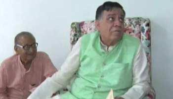 आयुष्मान भारत योजना में गड़बड़ी, कैबिनेट मंत्री सतीश महाना को बनाया लाभार्थी
