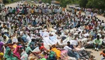 बस्तरः 7 सूत्रीय मांगों को लेकर धरने पर बैठे किसान, बोले- दलालों का संरक्षण कर रही सरकार