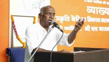 कानून बनाकर हो राम मंदिर का निर्माण: RSS विचारक गोविंदाचार्य