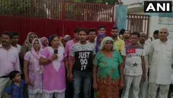 मेरठ: मूर्ति स्थापित करने से रोका तो दलित परिवारों ने दी धर्म परिवर्तन की चेतावनी