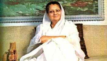 विजयाराजे सिंधिया का आज 100वां जन्मदिन, BJP मना रही है जन्मशती वर्ष