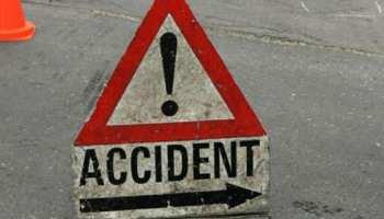 उदयपुर: ट्रक और कार के बीच भीषण हादसा, 5 टीचर्स समेत 3 बच्चों की मौत