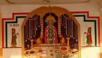 जैसलमेर: अद्भुत है 'बम वाली' देवी तनोट माता का मंदिर, सेना की है विशेष श्रद्धा