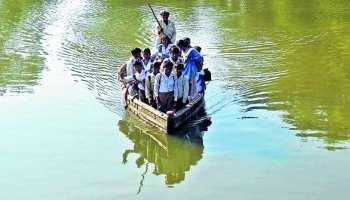 राजस्थान: पुल निर्माण को लेकर सरकार से नाराज ग्रामीण कर सकते हैं चुनावों का बहिष्कार