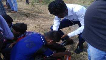 रायपुरः आपस में भिड़ीं स्कूल और सिटी बस, दो छात्राओं सहित तीन की मौत