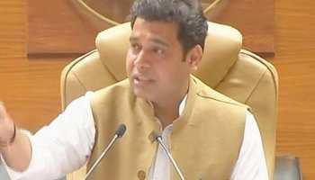 श्रीकांत शर्मा बोले- '2019 में 'परफॉर्मेंस' पर लड़ेंगे लोकसभा चुनाव'