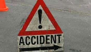 दीपावली पर बिहार जा रही बस दुर्घटनाग्रस्त, एक बच्ची की मौत, कई यात्री घायल