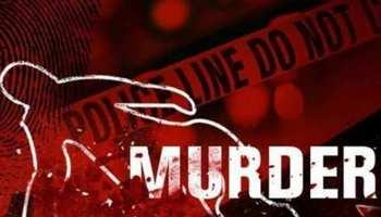 बांदा: पत्नी और ढाई महीने के बेटे की कुल्हाड़ी से हत्या कर पति फरार