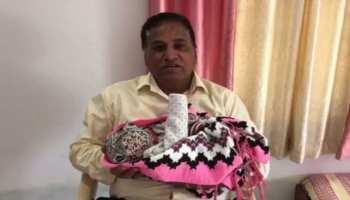 राजस्थानः 50 साल बाद परिवार में हुआ बेटी का जन्म, तो ऐसे मनाई गई खुशी