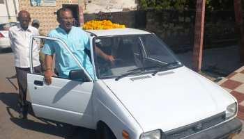 अजमेर: 5 साल बाद फिर गराज से निकली नेता जी की कार, मानते हैं इसे लकी चार्म