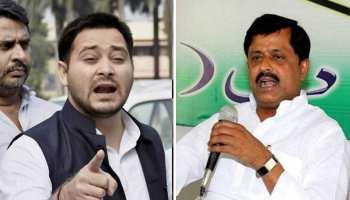 तेजस्वी यादव के जासूसी के आरोप पर JDU बोली- 'चोर की दाढ़ी में तिनका'