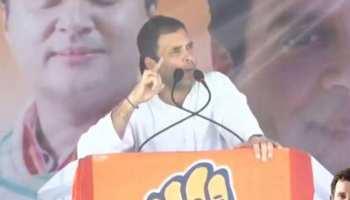 MP : राहुल गांधी ने साधा पीएम पर निशाना, बोले- 'मोदीजी जहां जाते हैं, तीन-चार झूठ बोल आते हैं'