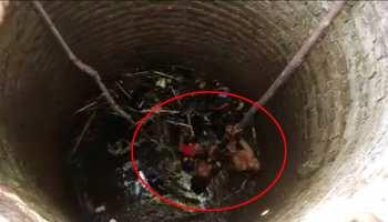 झारखंड : खेलते-खेलते कुएं में गिरा बच्चा, बेटे को बचाने के लिए मां ने भी लगा दी छलांग