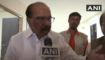 कांग्रेस नेता वीरप्पा मोइली बोले, 'यूपी के सीएम आदित्यनाथ को नहीं कहा जा सकता है योगी'