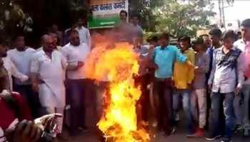 राजस्थान चुनाव: टिकट को लेकर कांग्रेस कार्यकर्ताओं का विरोध जारी, कार्यालय में की तोड़फोड़