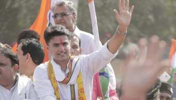 राजस्थान: BJP के तंज पर बोले पायलट- जनता बताएगी किसका प्लेन लैंड होगा और कौन उड़ेगा