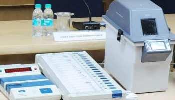 राजस्थान चुनाव से गायब हुआ EVM का 'जिन्न', इलेक्शन कमीशन भी खुश