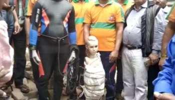 पटना: दीपक का अब तक नहीं चला पता, पुतला के सहारे घटना को समझने की कोशिश