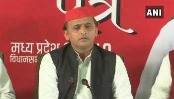 अखिलेश यादव ने खोला राज, बताया मध्यप्रदेश में कांग्रेस के साथ क्यों नहीं हुआ गठबंधन