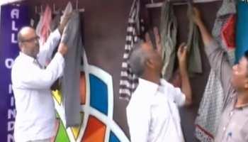 MP: युवाओं ने शुरू की 'नेकी की दीवार', जरूरतमंदों बच्चों को बांट रहे कॉपी-किताब और गर्म कपड़े
