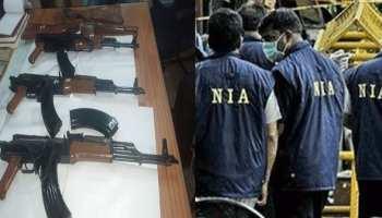 बिहारः AK-47 मामले में जांच एजेंसी NIA मुंगेर में कर रही है छापेमारी