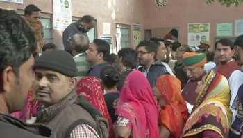 राजस्थान: मतदान के लिए 3 घंटे लाइन में खड़े रहे केंद्रीय मंत्री अर्जुन राम मेघवाल