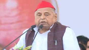 शिवपाल की रैली में समर्थकों की हूटिंग से गुस्साए मुलायम सिंह, याद दिलाने पर भी लेते रहे सपा का नाम