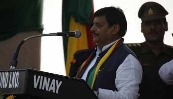 शिवपाल यादव बोले, लोकसभा चुनाव में फायदा लेने के लिए दंगा भड़काना चाहती है BJP