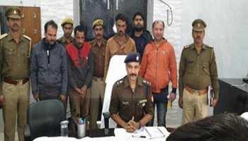 हरदोई में पुलिस ने किया अवैध शस्त्र फैक्ट्री का खुलासा, 3 गिरफ्तार