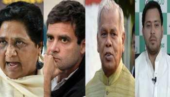 बिहार: महागठबंधन ने भी अपनाया 50-50 का फॉर्मूला, 20 सीटों पर RJD लड़ेगी चुनाव!