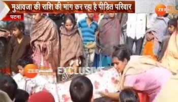 250 रुपए के लिए मासूम की गला दबाकर हत्या, परिजनों ने की फांसी की मांग