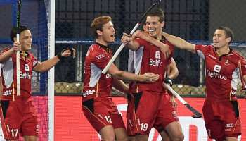 Hockey World Cup 2018: बेल्जियम की फाइनल में धमाकेदार एंट्री, इंग्लैंड को 6-0 से हराया