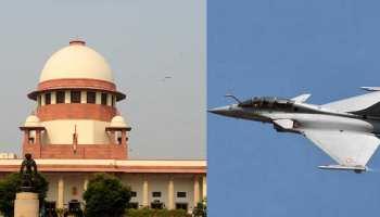 राफेल डील मामले में केंद्र सरकार पहुंची सुप्रीम कोर्ट, फैसले की पंक्तियों में बदलाव की मांग