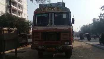 अलीगढ़: अनियंत्रित ट्रक ने बाइक-साइकिल सवारों को रौंदा, दो की मौत, तीन घायल